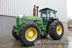 John Deere 4955 4WD