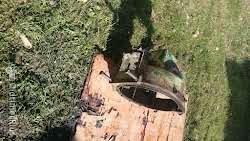 Deutz F4l514 kupplungsglocke Foto 2