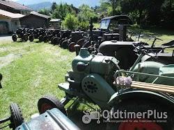 Eicher   Eicherausfahrt- Traktor selber fahrern. Wohnen im gemütlichen Ferienhäuschen Foto 3