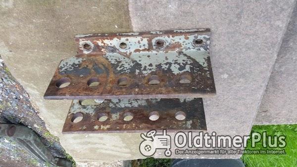Original Zugmaulschienen 6006 7006 6806 7206 40 Foto 1