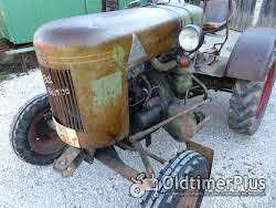 Fendt Fendt Dieselross F 15 G in Original Oldtimer in Original Patina. foto 7