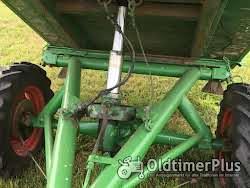 AGRIA Hatz Agria 2800 Hatz 12 PS mit Völker Triebachs-3Seit-Kipper-Anhänger Foto 14
