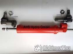 Calzoni Rcd. Ognibene IHC Lenkzylinder Case IH Steering Cylinder International IH Verin de Direction IH International