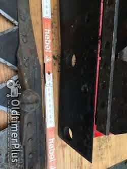 Busatis Mähbalken und Ersatzmesserbalken Foto 6