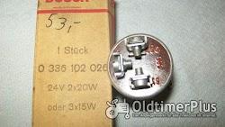 Bosch 0336102026  2x20W oder 3x15W BLINKGEBER NEU 24Volt Foto 2