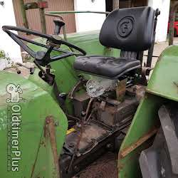 Fendt Farmer 2 S Turbomatik Allrad photo 8