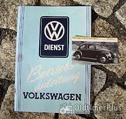 Betriebsanleitung VW 1200 Käfer Standard 1962 Foto 3