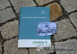 Literatur Betriebsanleitung Unimog 404 S 1965