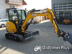 JCB 8026 Minibagger Vorführmaschine mit Powertilt Foto 5