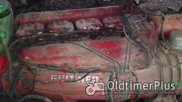 Güldner G45 G50 Motorblock Foto 1