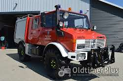 Mercedes Unimog 1300 Doka, Doppelkabine photo 5