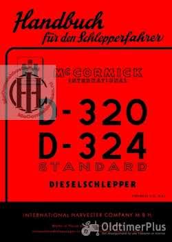 Mc Cormick IHC Farmall Case IH International Mc Cormick Farmall en International werkstattbücher betriebsanleitungen ersatzteillisten Foto 10