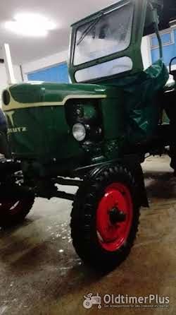 Deutz Traktor Deutz F2L612/6-N mit Mähwerk Foto 2