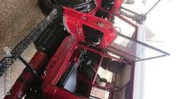 Mercedes Unimog 416 Doppelkabiner Foto 8