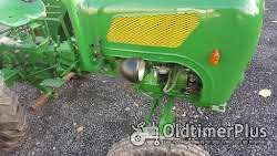 Holder B12D viele Neuteile mit Handhydraulik und 3 Punkt Aufnahme Foto 4