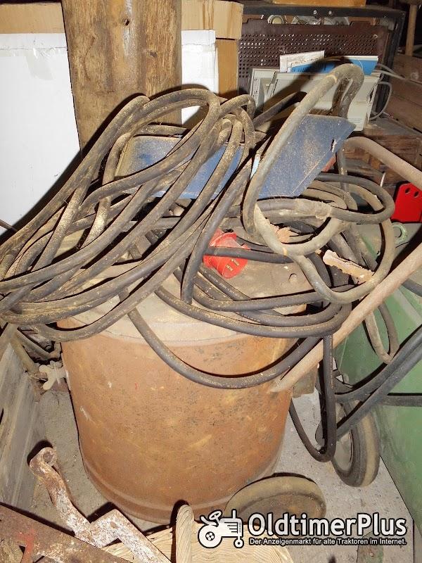 Schweißgerät Foto 1