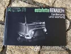 Betriebsanleitung Barkas Framo V901 /2 Kleinlieferwagen 1960 Foto 11