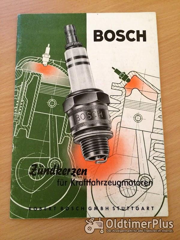 Bosch Zündkerzen für Kraftfahrzeugmotoren Foto 1
