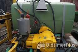 Fricke Spritze Fribiel 3 - 800 L für Unimog DK 60 - Aufbauspritze Foto 10