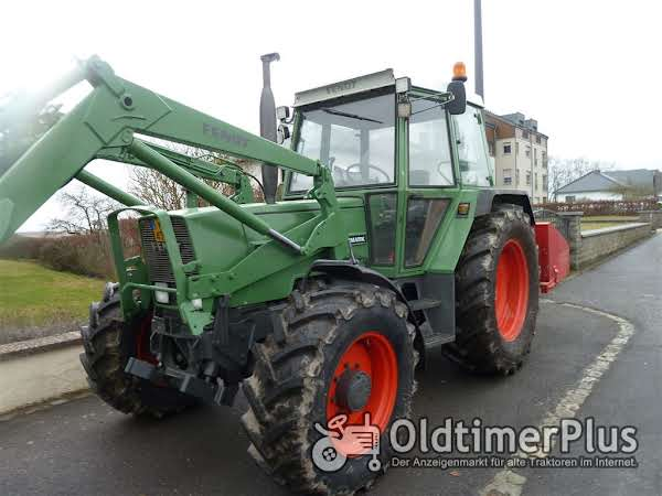 Fendt 308 LSA photo 1
