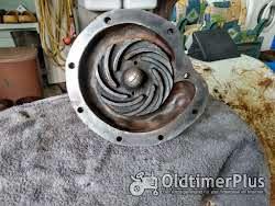 waterpomp case ih gebruikt in goede staat Foto 3