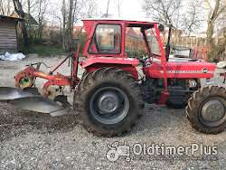 Massey Ferguson 135 allrad photo 4