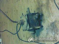 Prometheus Schaltgetriebe Getriebe MPR Foto 3