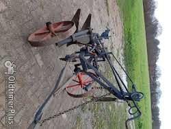 Rud Sack 2 schaaar ladder ploeg Foto 5