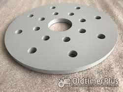 Hanomag Adapterplatten für Größere Bereifung/Umbereifung Adapterplatte Foto 2