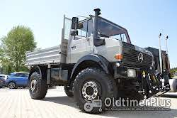 Mercedes Unimog 2150, 215 PS, Power Unimog, Gesamt nur 7500 KG photo 6
