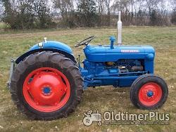 Fordson Dexta Traktor