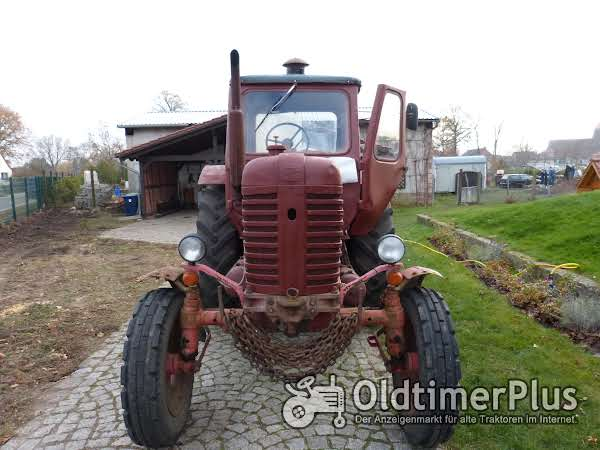 Belarus MTS 50 Rundhauber foto 1
