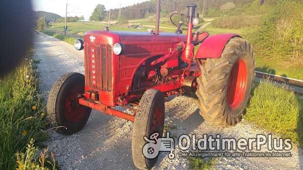 Hanomag R35 Originalzustand Foto 1