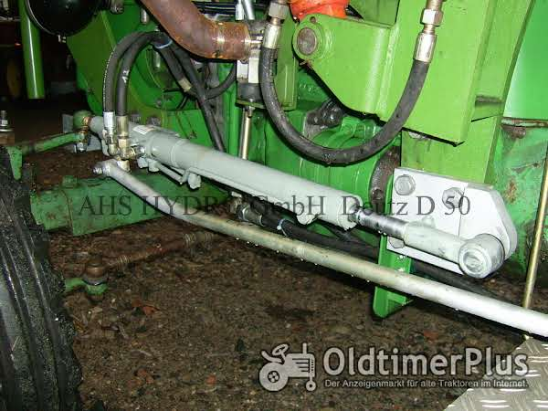 DEUTZ Hydraulische Lenkung Nachrüstsatz  D50.S Deutz D40 Foto 1