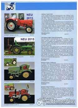 Traktoren Modelle in 1:87 Foto 3