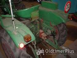 Holder A20 kniktractor Foto 3