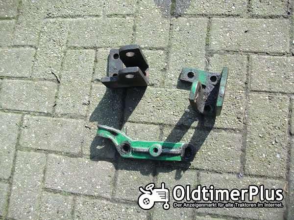 Deutz D 40 L Mähbalkenhalter Foto 1