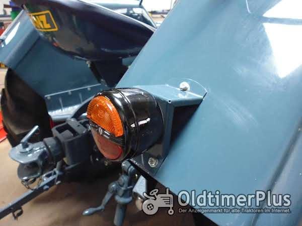 Lanz Volldiesel Lampenhalter hinten Lampenhalter hinten für Volldiesel Foto 1