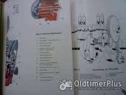 Deutz Dieselmotor F2L61 Bedienungsanleitung u. Eteilliste Foto 4