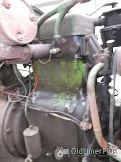 Eigenbau Traktor mit MWM KD 15Z Motor Foto 4