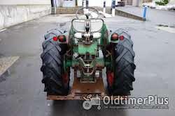 Deutz F2L612 Schmalspur Foto 6