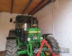 John Deere 2850 mit Fronthydraulik Foto 6