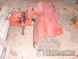 Gutbrod /Raible Anbau-Kehrmaschine