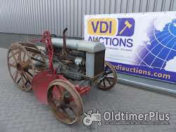 Fordson F with Plow