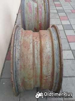 Lemmers Zwei 10 Loch - Schlüter - Felgen DW 14 x 26 in Silber Foto 4