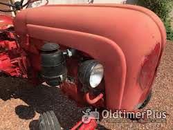 Porsche Junior 109 mit Hydraulik Foto 12