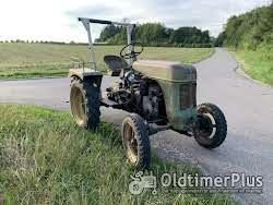 Bautz Traktor Bautz AS 120, Baujahr 1953, Oldtimer, TÜV neu, Schlepper