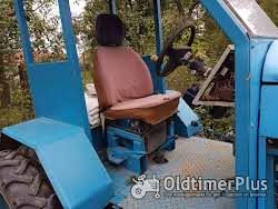 Eigenbau leistungsstarker Traktor Foto 7