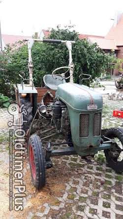 Bautz AS 120 mit Mähwerk und Transportkiste Foto 8