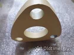 Lanz Halbdiesel Lampenhalter Vorne Lampenhalter Vorne für Hauptscheinwerfer Foto 4